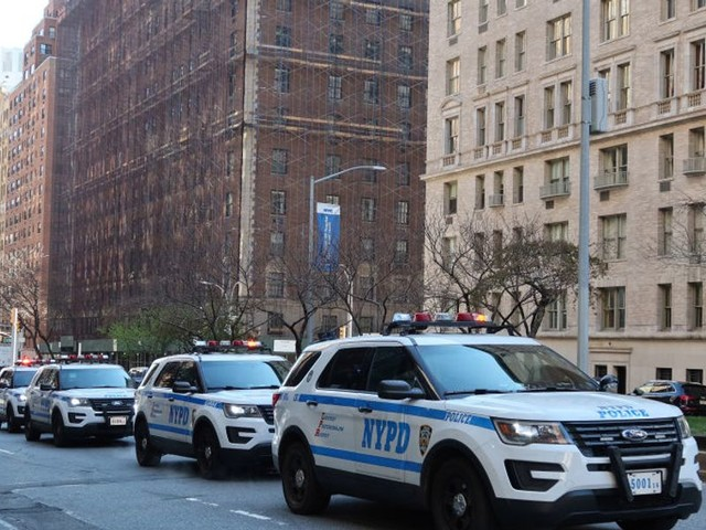 NYPD officer arrested and charged with strangulation for using chokehold in Ricky Bellevue incident