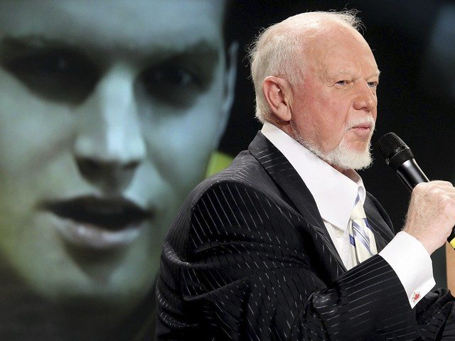 Don Cherry, Canada's longtime hockey broadcaster, fired for rant over immigrants