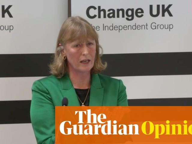 Change UK was always doomed to failure, and Joan Ryan just showed why | Owen Jones