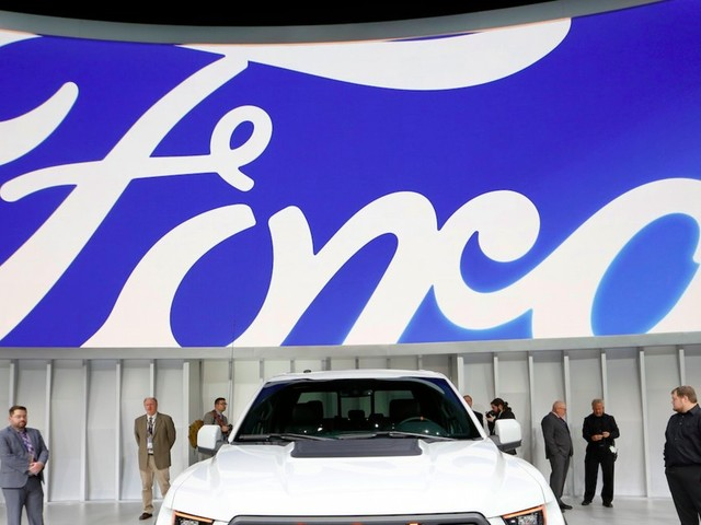 Ford is reviewing a succession plan for its CFO, but he isn't leaving just yet (F)