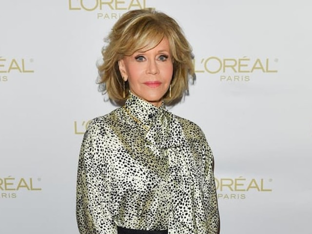 Jane Fonda Has Been Arrested on Capitol Hill For Climate Change Protest