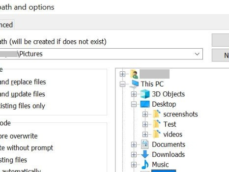 How to Choose Where to Extract an Archive on Windows 10