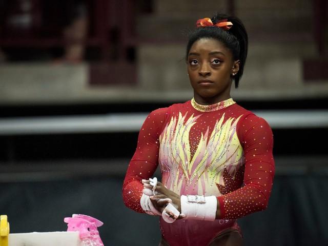 Simone Biles is not happy with Mary Bono, new interim CEO of USA Gymnastics