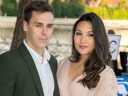 Princess Stéphanie of Monaco's Son Marries HS Sweetheart Marie Chevallier