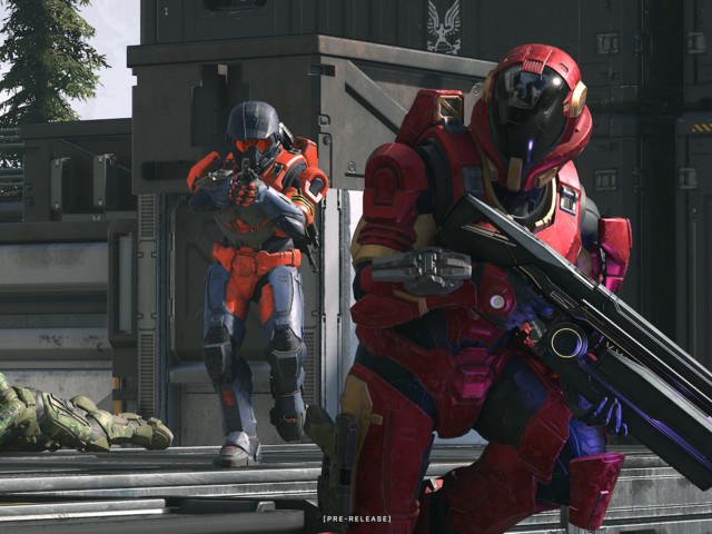 The first 'Halo Infinite' multiplayer beta will open on July 29th