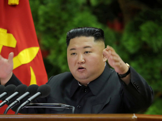North Korea won't stop nuclear expansion in face of US threat - but US attitude adjustment can work wonders, Kim says