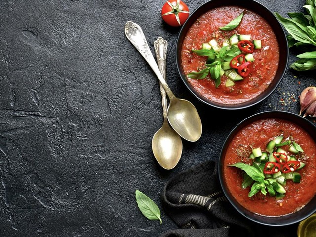 Gazpacho 4 Ways: Stay Cool With These Summer Soup Variations