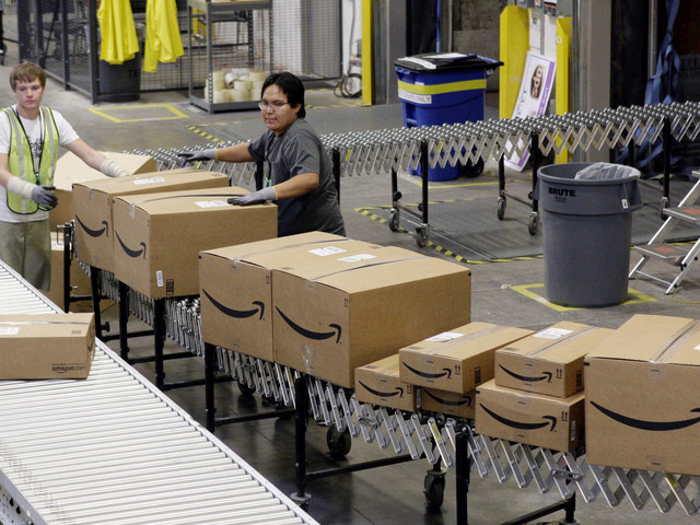 Amazon bringing 2,500 full-time jobs to Staten Island