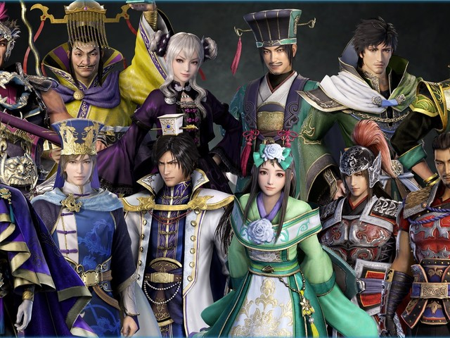 DYNASTY WARRIORS 9 Special Weapon Edition, Special Scenario Edition And Complete Edition Are Now Available For Xbox One