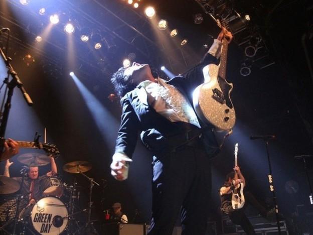Chris Stapleton, Green Day, Lady Gaga: Also Playing