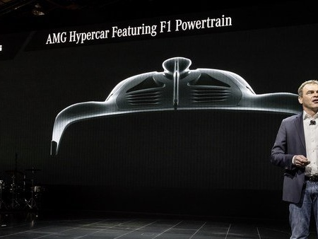 It's Time To Weep For The Sold Out Mercedes-AMG Project One Hypercar