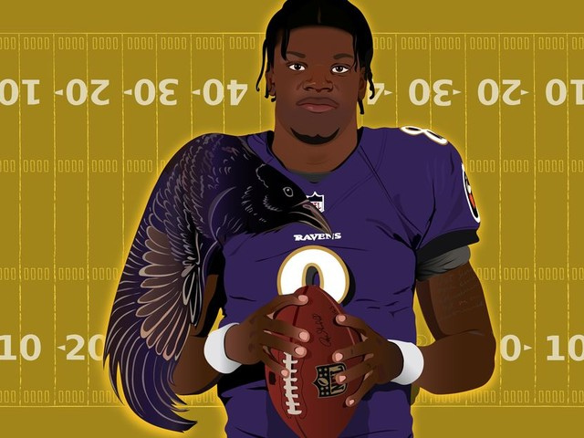 How Lamar Jackson and the Ravens Became the Center of the NFL Universe