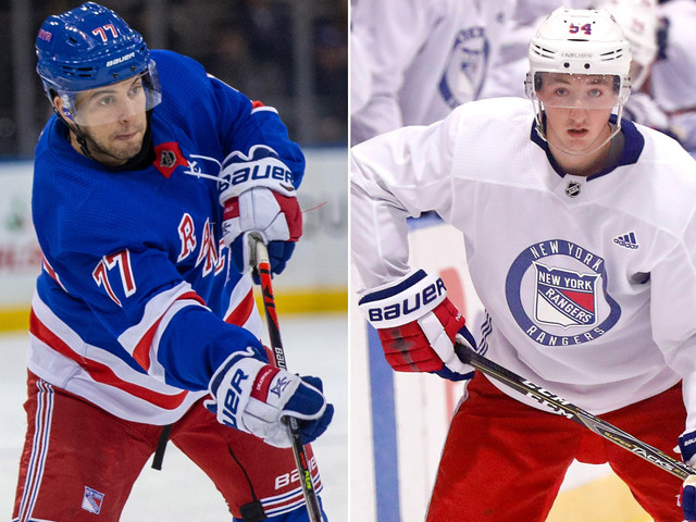 Nils Lundkvist dilemma pushing Rangers to trade Tony DeAngelo