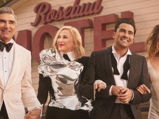TV News Roundup: Pop TV Releases Teaser for 'Schitt's Creek's' Final Season