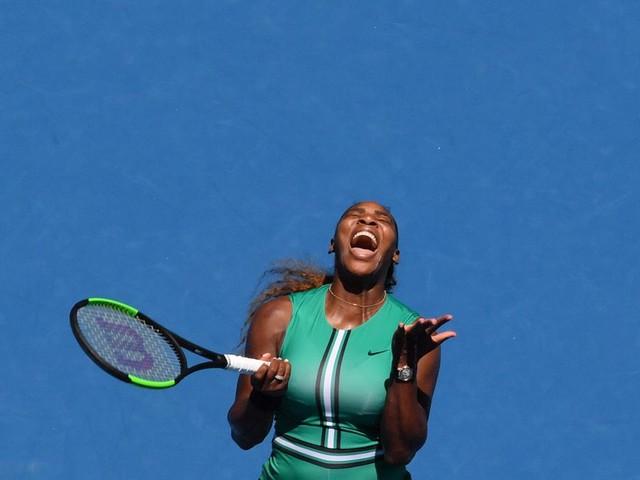Serena Williams's Australian Open Comes to an Abrupt, Bizarre End