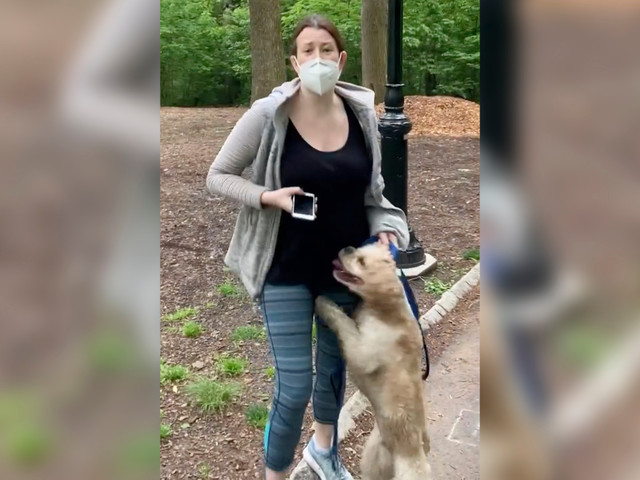 Manhattan DA charges Amy Cooper over viral Central Park 911 call