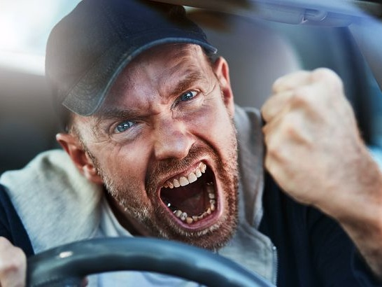 How to Stay Safe From Road Rage, Including Your Own