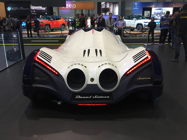 Nine Highlights of the Dubai Motor Show