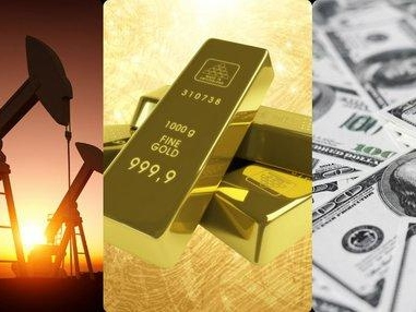 "Gold, Stocks, & Crude: ""Oil Is Clearly The Odd Man Out"""