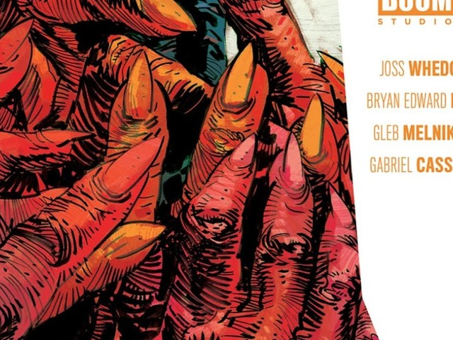 Angel's Journey to HELLMOUTH Begins in ANGEL #5