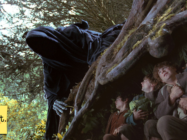 'The Lord of the Rings' movies are stunning — except for one strange shot