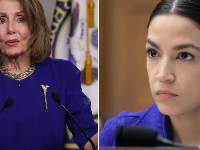 AOC takes major shot at Democratic Party for 'bigger national scandal' involving impeachment