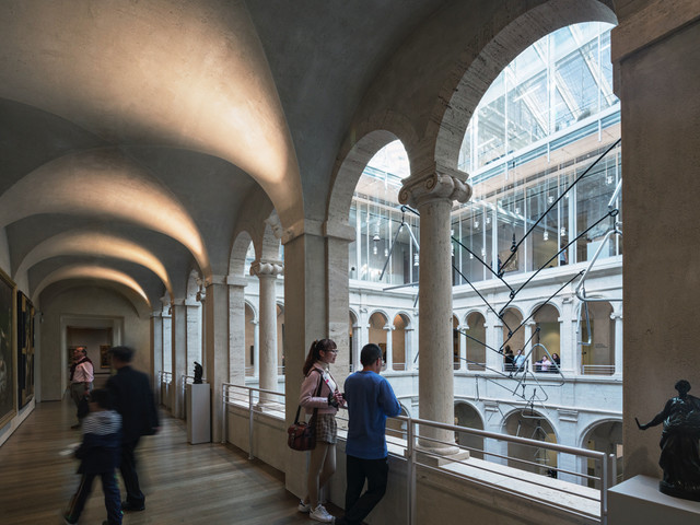 Harvard Art Museums Will Reopen This Fall