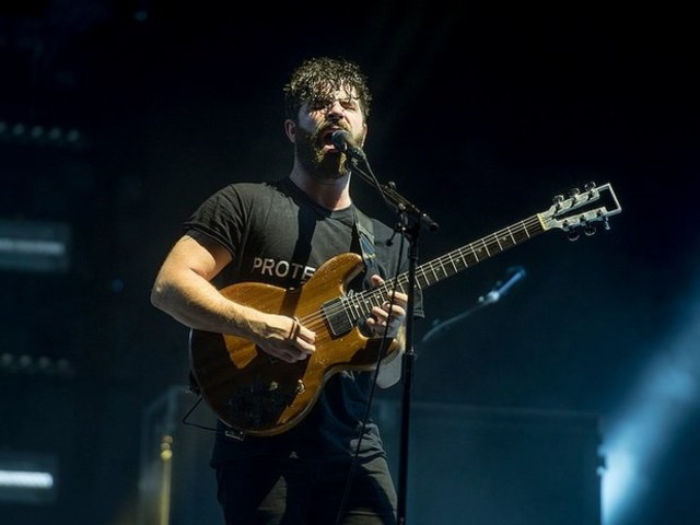 Foals take top spot on UK Record Store Chart