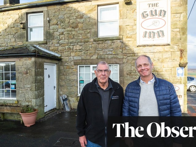 The remote Northumberland village that asked the world to help save its beloved pub