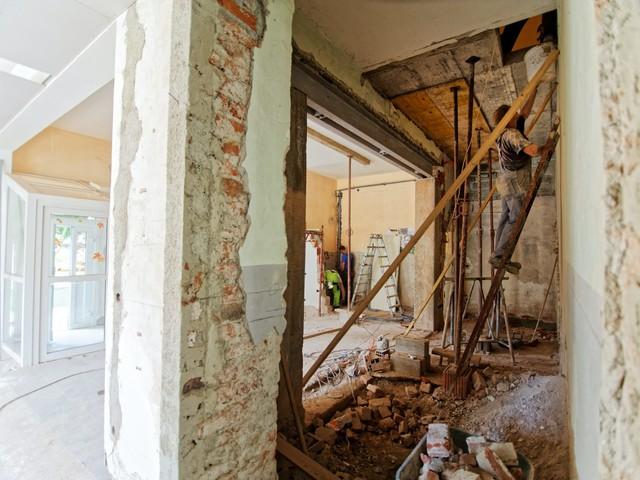 'Notable Downturn' in Home Flips