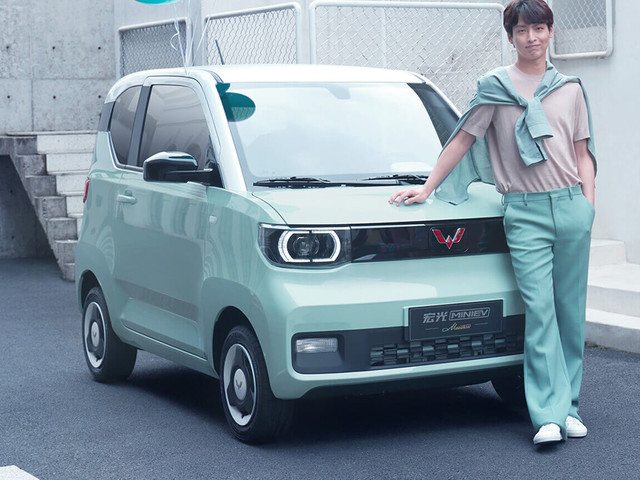 GM Launches Wuling Hong Guang Mini EV Macaron In China With Extra Features