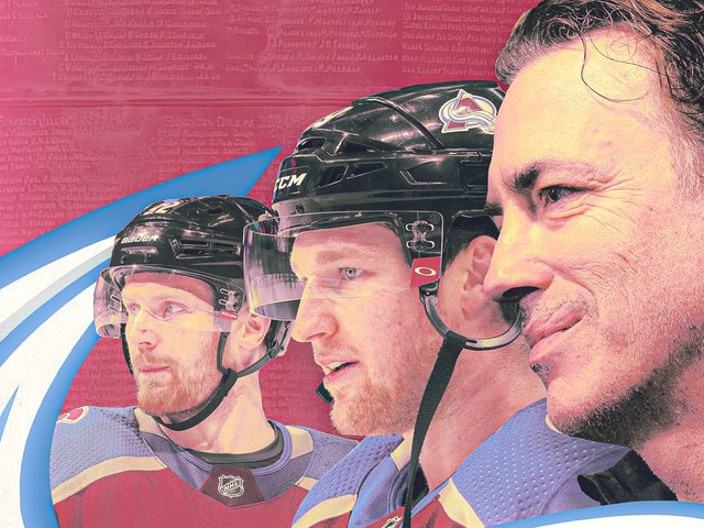 The Colorado Avalanche Aren't Afraid of Expectations