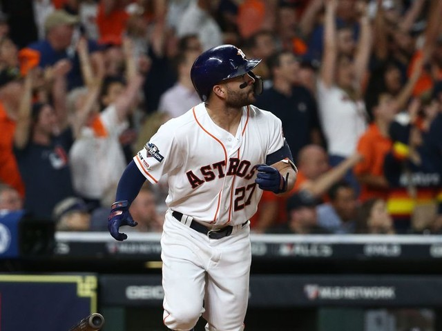The Astros Have Reached the World Series—and Walkoff Hero José Altuve Has Carved His Name Into Baseball's Eternal Lore