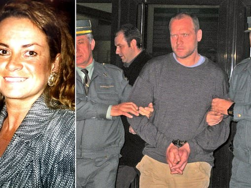 'Costa Cannibal' Paul Durant who bludgeoned his girlfriend to death is freed from prison