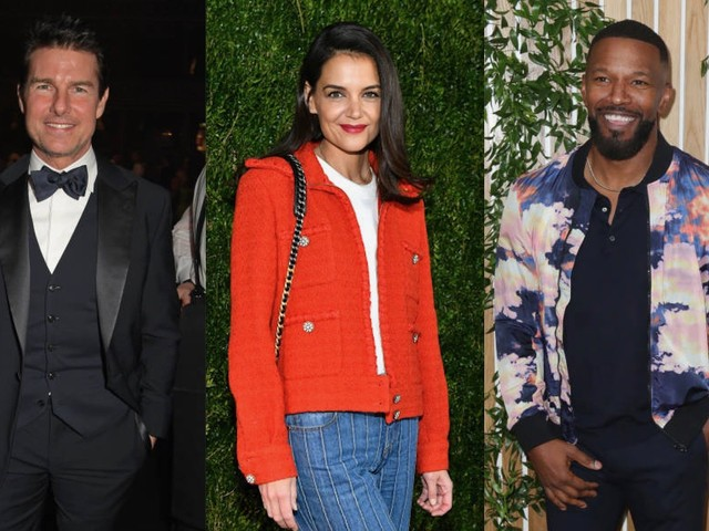 Katie Holmes Feels 'Cursed' After Failed Romances With Jamie Foxx And Tom Cruise?