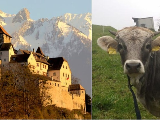Here's what it's like to visit Liechtenstein, the Alpine micronation that's the second least-visited country in Europe
