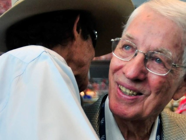 Glen Wood, oldest NASCAR Hall of Famer and patriarch of legendary team, dies at 93