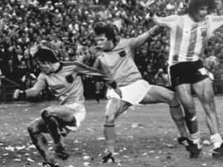 WORLD CUP: Confetti greets Argentina's 1st triumph in 1978