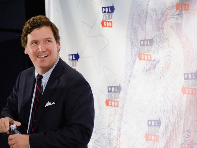 UPS says it has found the contents of Tucker Carlson's lost package reportedly 'damning' to the Biden family