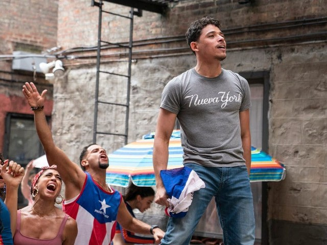 This week in streaming: 'In The Heights' kicks off Hot Musical Summer