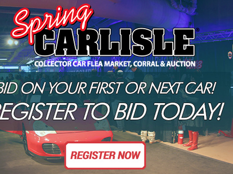 Spring Carlisle Auction April 25-26