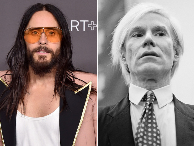 Jared Leto set to play Andy Warhol in upcoming movie