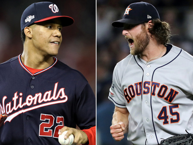 World Series preview: How the Nationals and Astros stack up