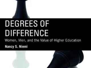 Author discusses new book on gender and value of higher education