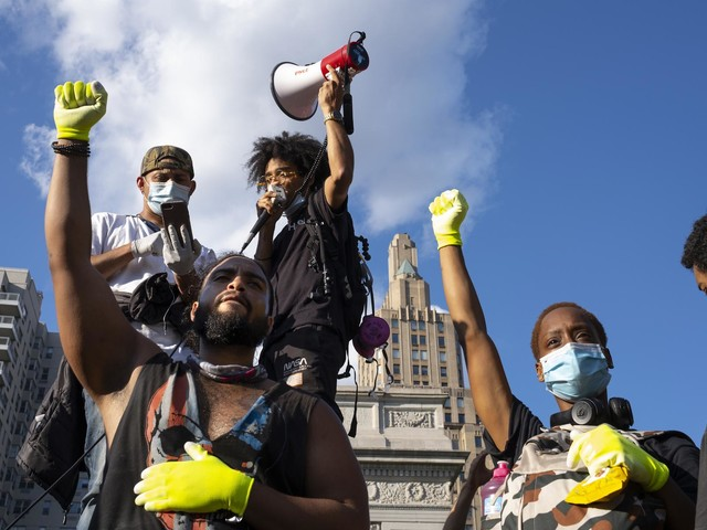 Jumaane Williams, How to Protest Safely, 'Blackout Tuesday,' Protesting in Context