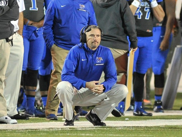 Florida State expected to hire Memphis football coach Mike Norvell