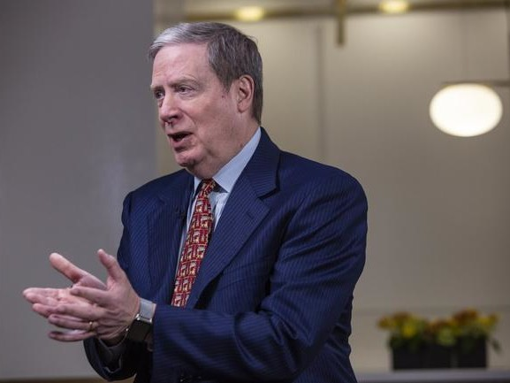 """""""I Couldn't Have Been More Wrong"""": Why Stan Druckenmiller Became A """"Coward"""" In A Market That Makes No Sense"""