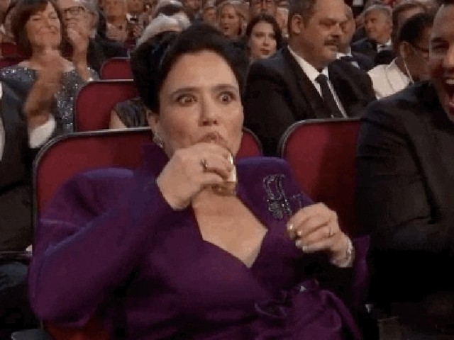 Emmys Mood: Alex Borstein Chugging Alcohol Immediately After Finding Out She Won