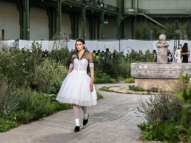 Chanel's Haute Couture Spring 2020 Collection Draws Inspiration From the French Countryside