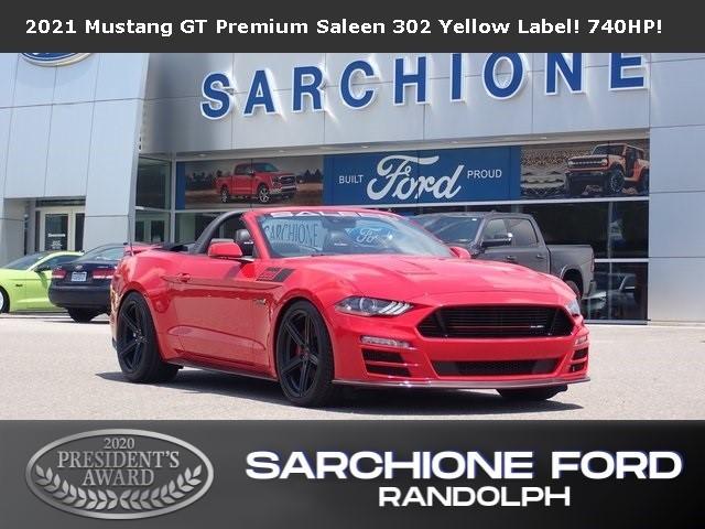 2021 Ford Mustang--Saleen GT Premium
